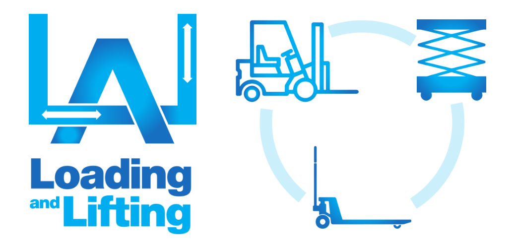 Loading and Lifting logo